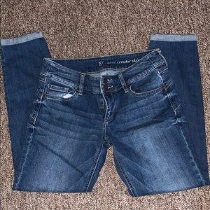 NY&Co Curve Creator Skinny Jeans